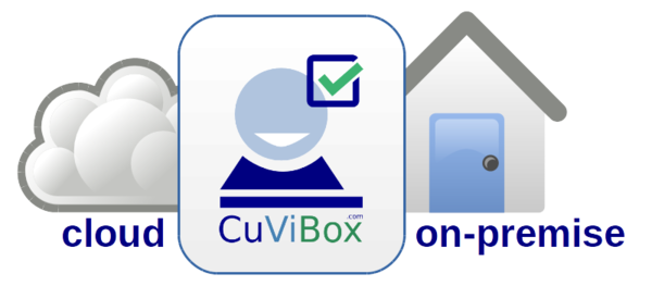 CuViBox on-premise or cloud